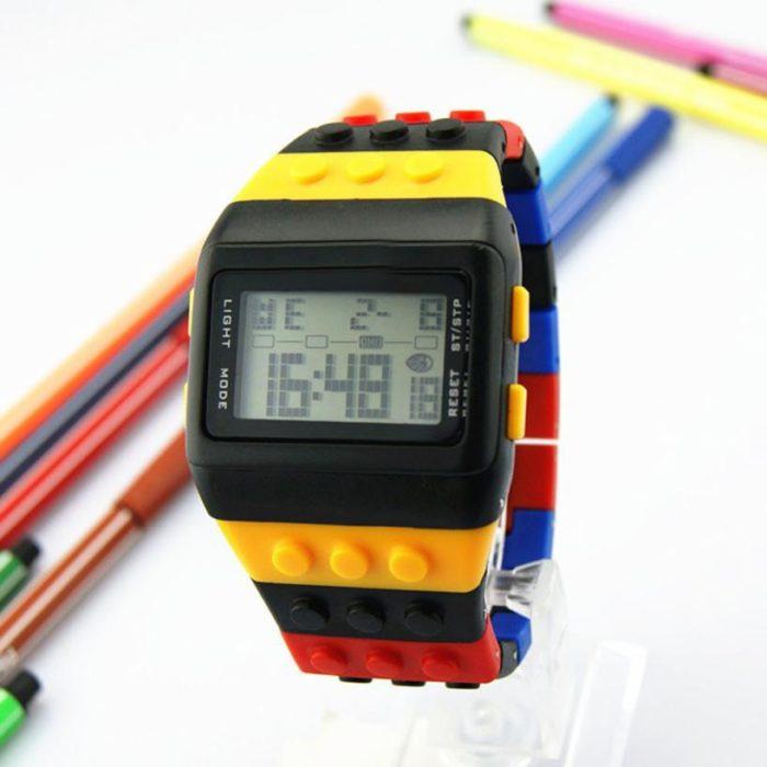 Digital Watch For Boys Fashion Accessory