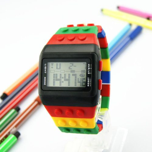 Digital Watch For Boys Fashion Accessory