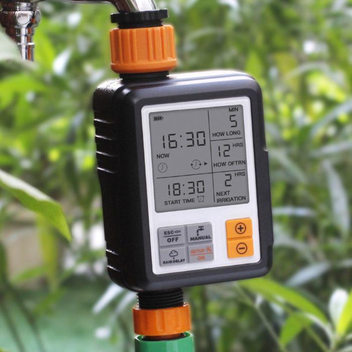 Sprinkler Timer Gardening Device