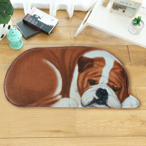 Entrance Mat 3D Dog Design