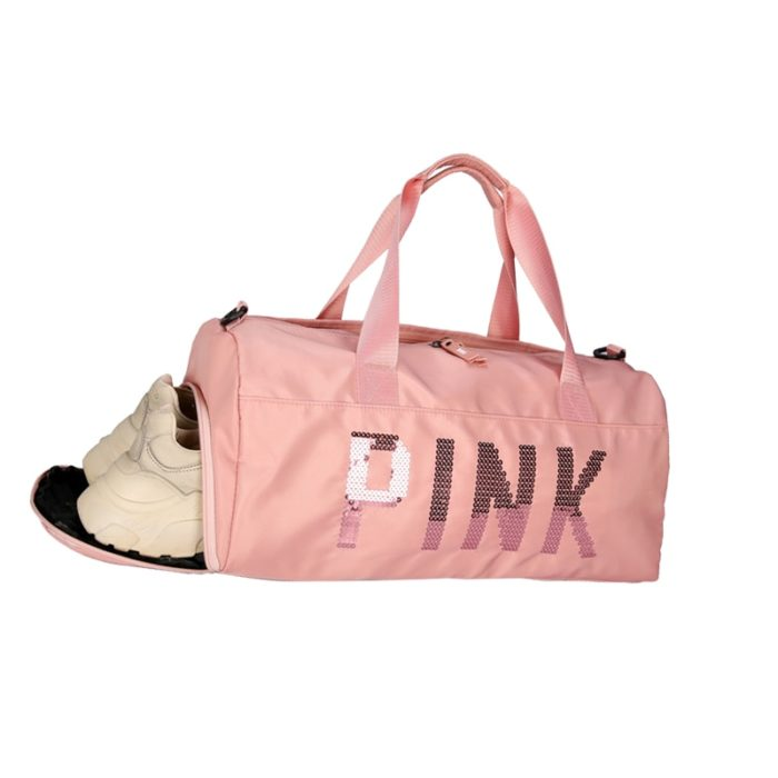 Workout Bag Fitness Duffel Bag