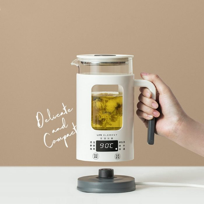Electric Tea Pot Portable Kettle