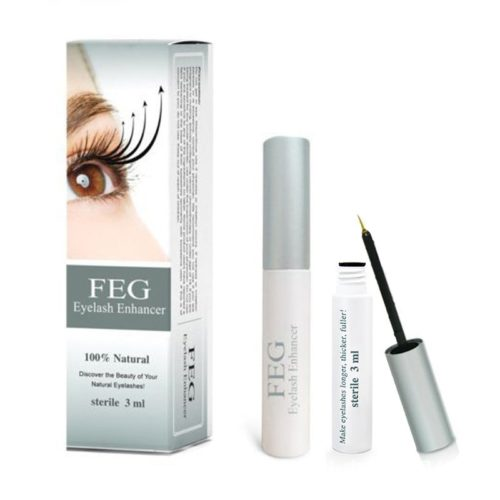 Eyelash Growth Serum Eyebrow Enhancer