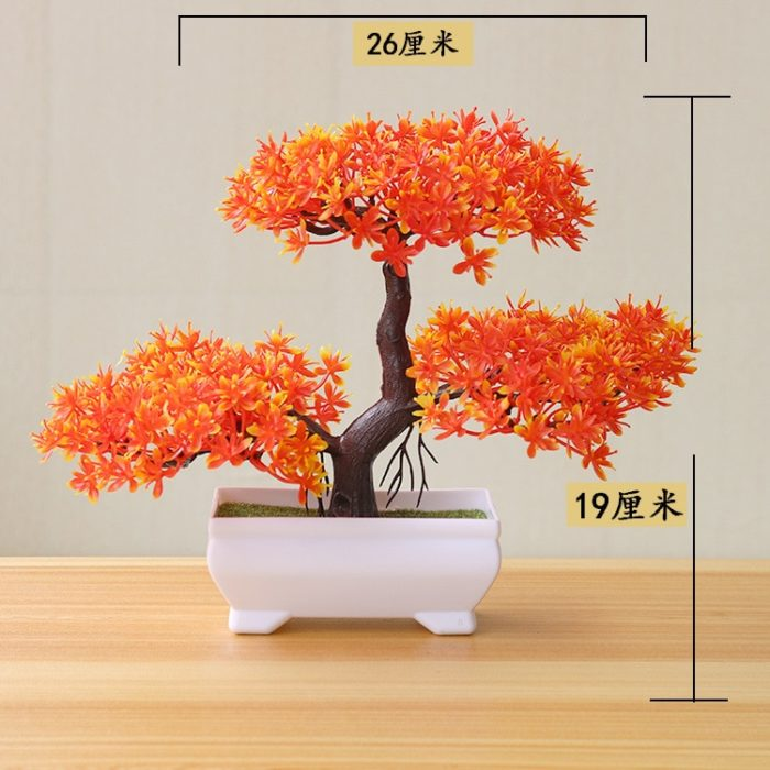 Fake Plants Artificial Home Decorations