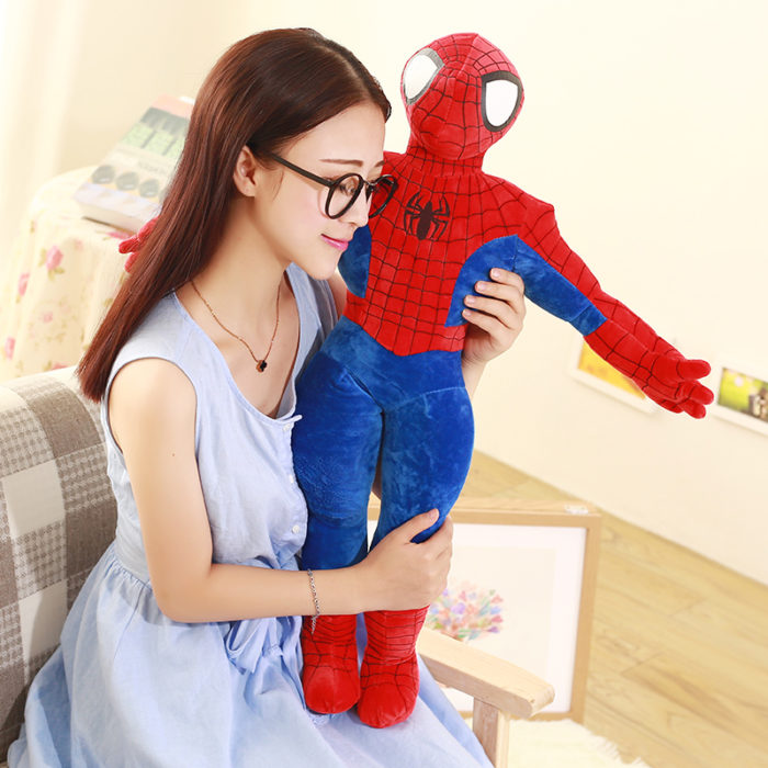 Spiderman Plush Super Hero Toy