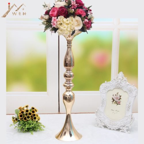 Metal Candle Holders 10PC Set