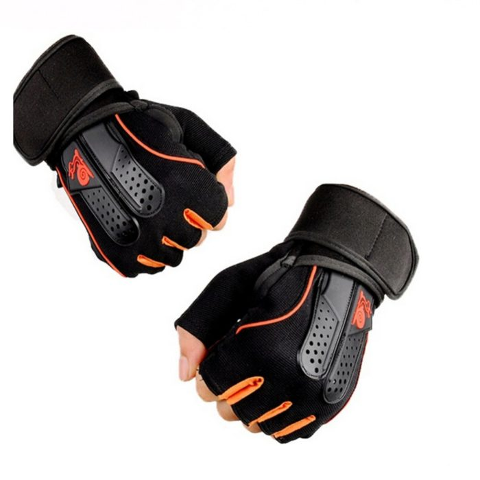 Weight Lifting Gloves Gym Sport