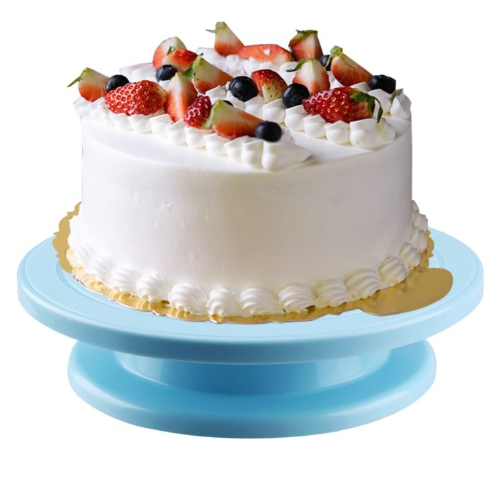 Cake Stand Rotating Decorating Tools