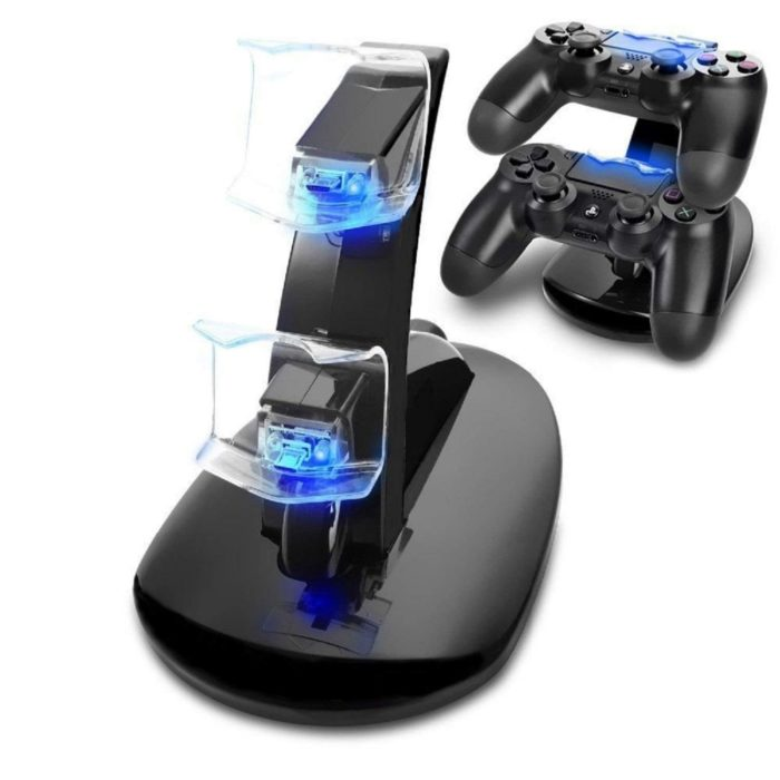 PS4 Charging Stand Controller Charger