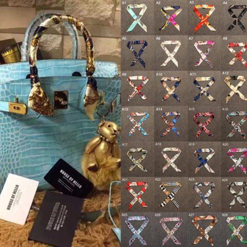 Bag Scarf Multi-Function Fashion Ribbon