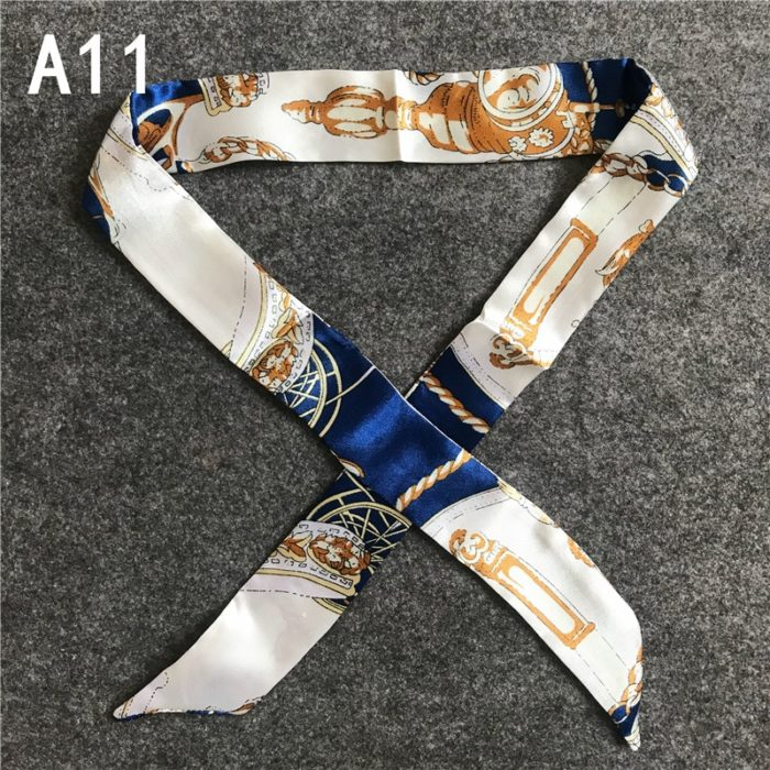 Bag Scarf Multi-Function Fashion Ribbon