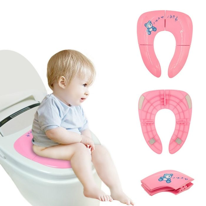 Toddler Toilet Seat Trainer Portable