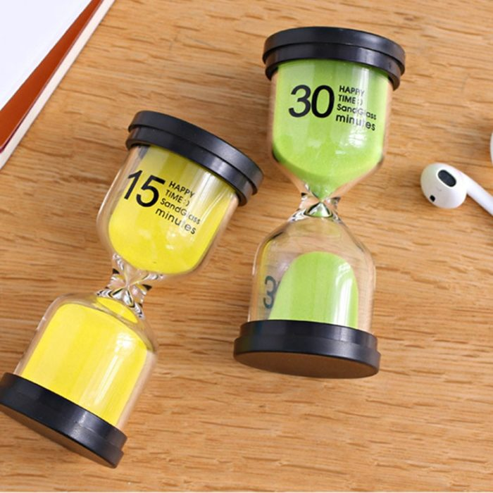 Hourglass Timer Sand Clock Decor