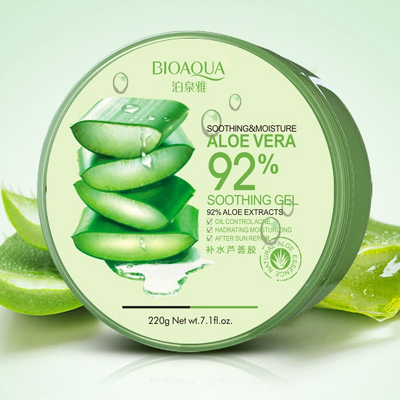 aloe vera skin products