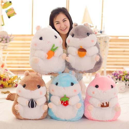Cute Plushies Hamster Stuffed Toy