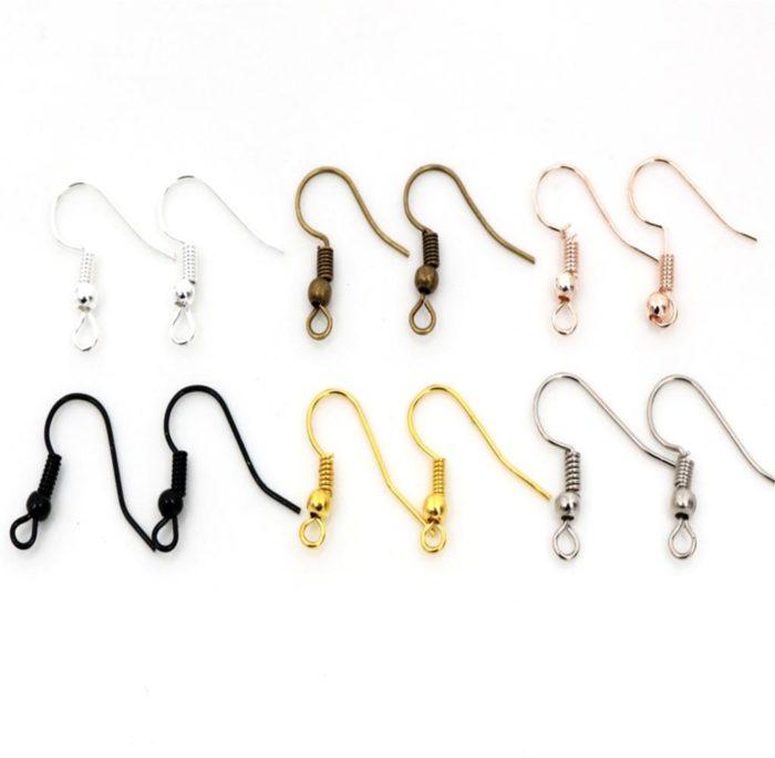 Earring Hooks DIY Earring Clasps