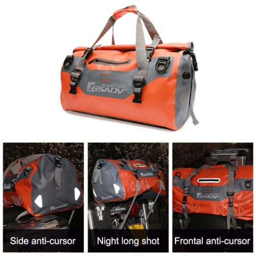 Motorcycle Luggage Waterproof Bag