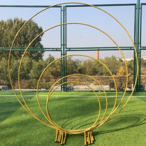 Wedding Arch Metal Outdoor Decor
