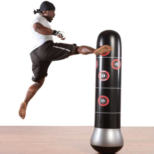 Inflatable Punching Bag Training Equipment
