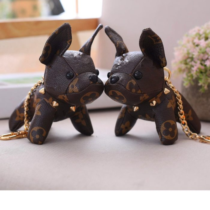 Handbag Charms Dog Pendant