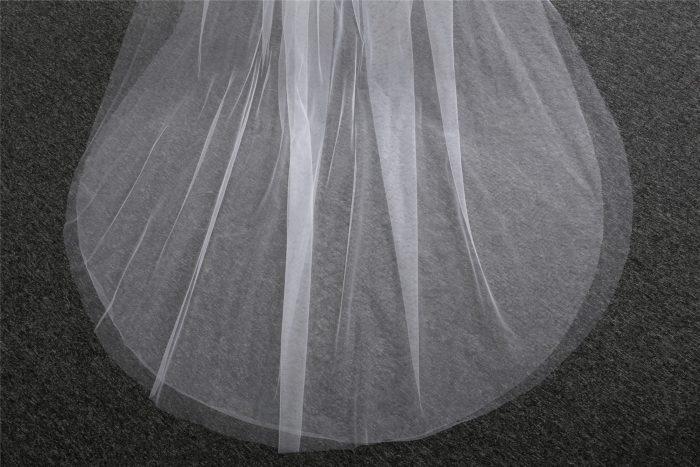 Bridal Veil 2-Layer Wedding Accessory
