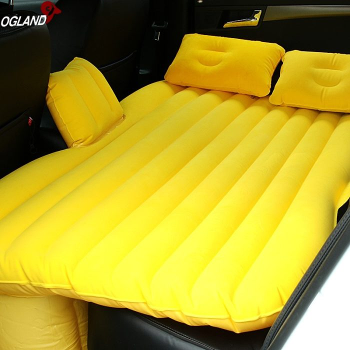 Inflatable Bed Travel Camping Outdoor