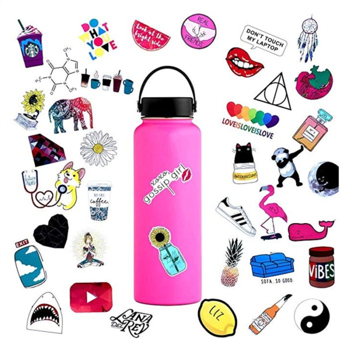 Vinyl Stickers Decorative Stickers Women
