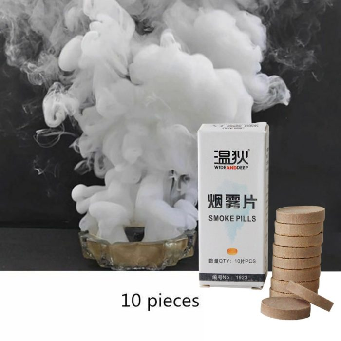 Smoke Bomb Special Effects 10 pcs