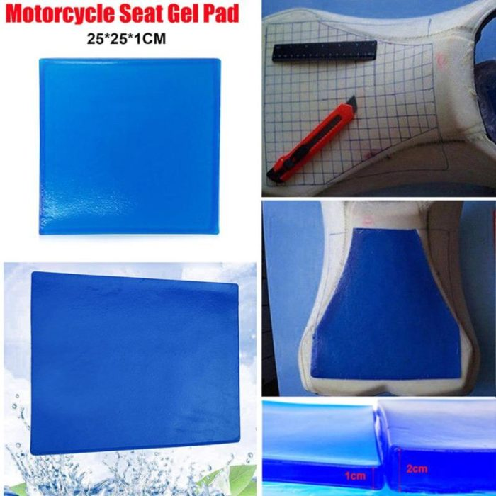 Motorcycle Gel Seat Pad Cushion