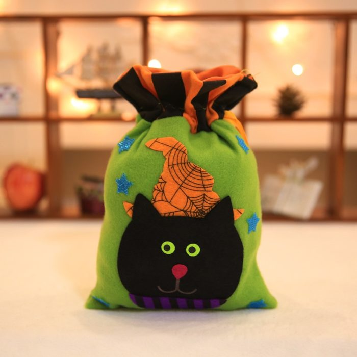 Halloween Candy Bags Party Favor Bags