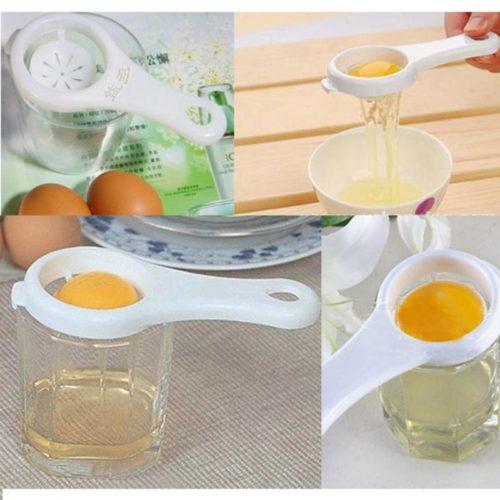 Egg Yolk Separator Hand Tool
