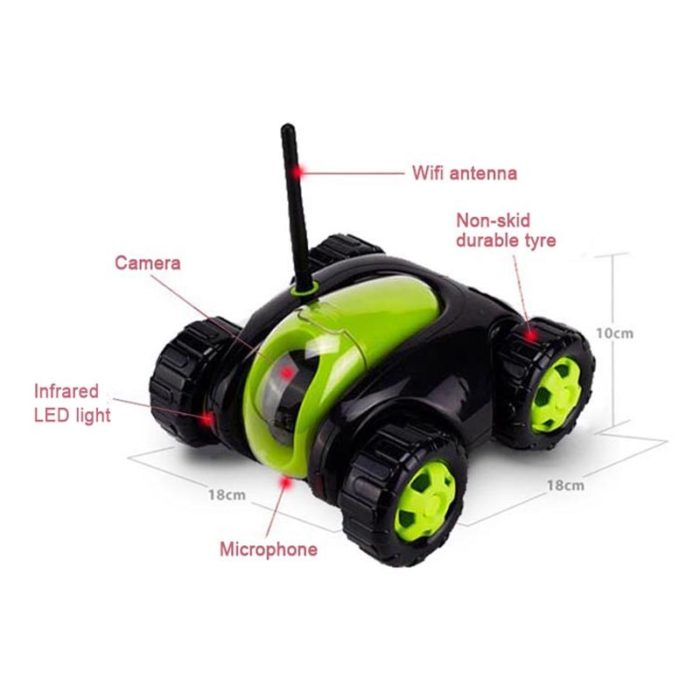 Robot Camera Remote Control Device