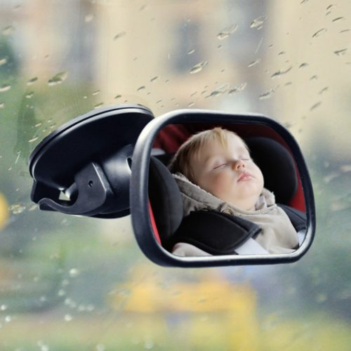 Car Mirror Child Safety