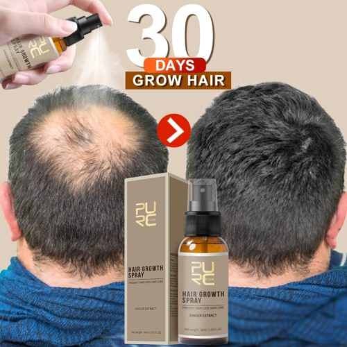 Hair Growth Spray Hair Loss Treatment