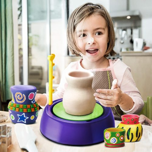 Pottery Wheel For Kids Educational Toy
