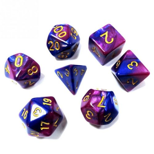 D and D Dice Game Accessories 7PC Set