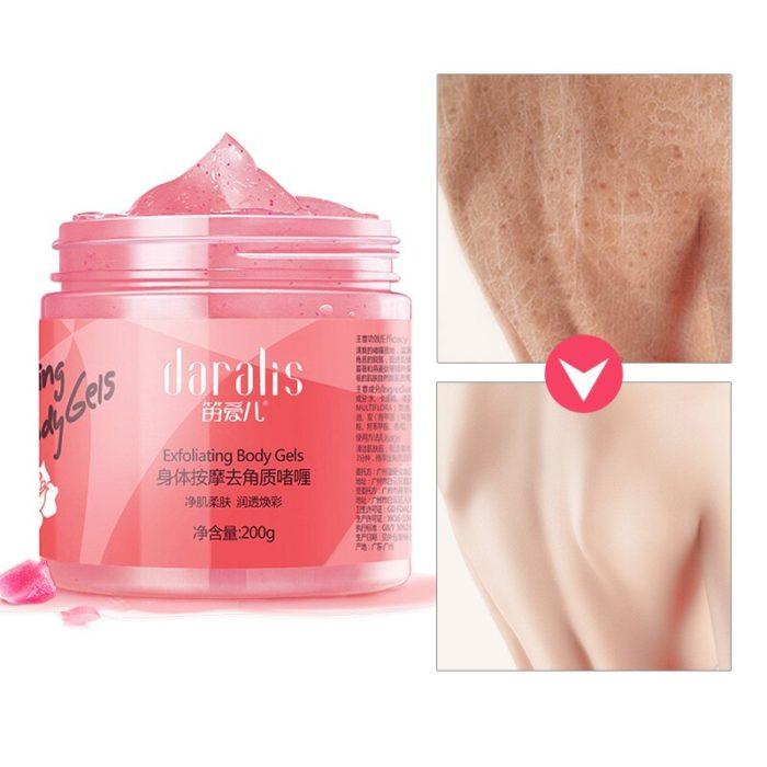 Exfoliating Body Scrub Skin Care