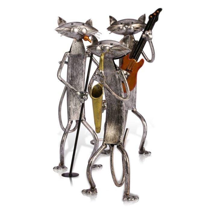Metal Figurines Home Decoration