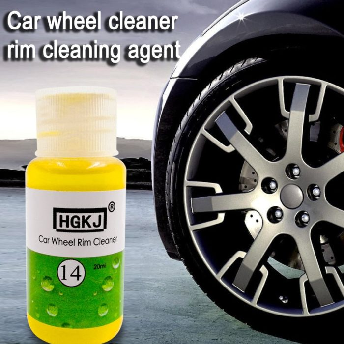 Rust Cleaner Car Wheel Stain Remover