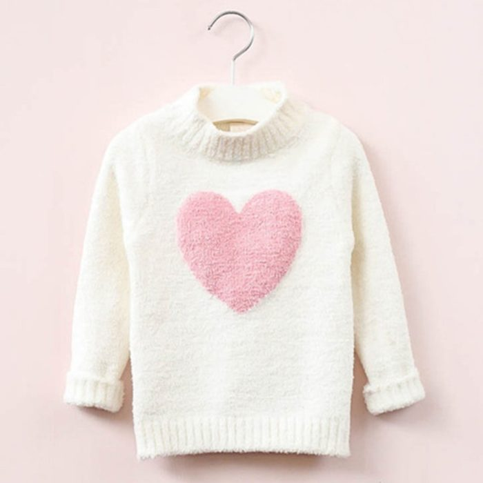 Sweater For Girls Warm Clothing Wear