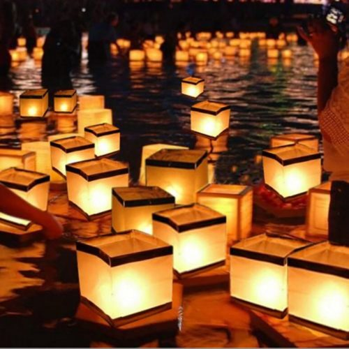 Floating Lantern Waterproof Paper