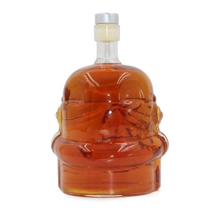 Spirit Bottle Star Wars Design