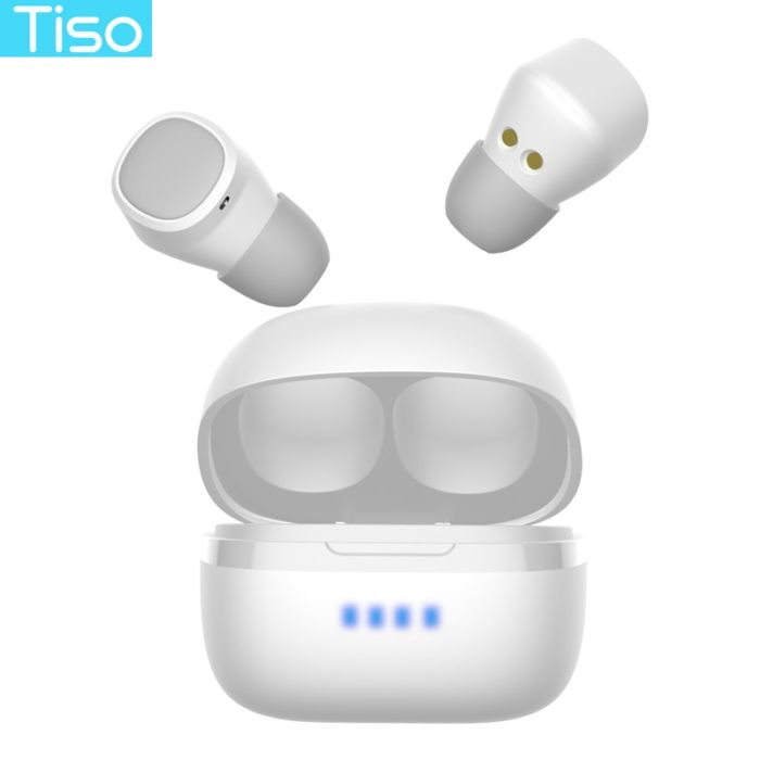 Wireless Earbuds With Mic Bluetooth Earphone