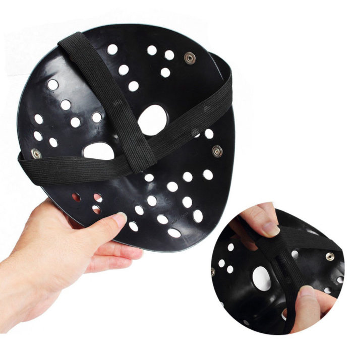 Friday the 13th Mask Halloween Costume