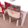 Christmas Chair Cover Home Decor