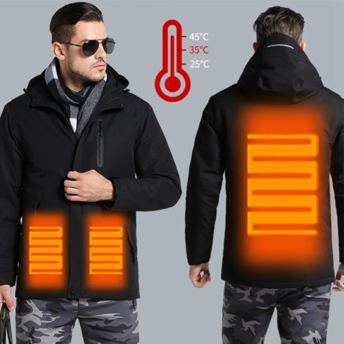 Heated Jacket USB Heating Coat