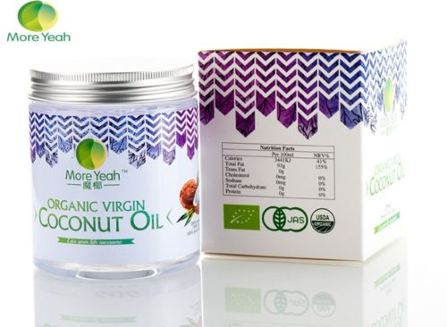 Cold Pressed Coconut Oil Aromatherapy