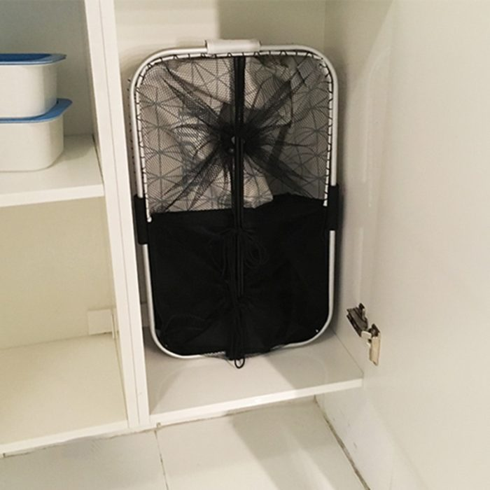 Dirty Clothes Basket Foldable Storage Organizer