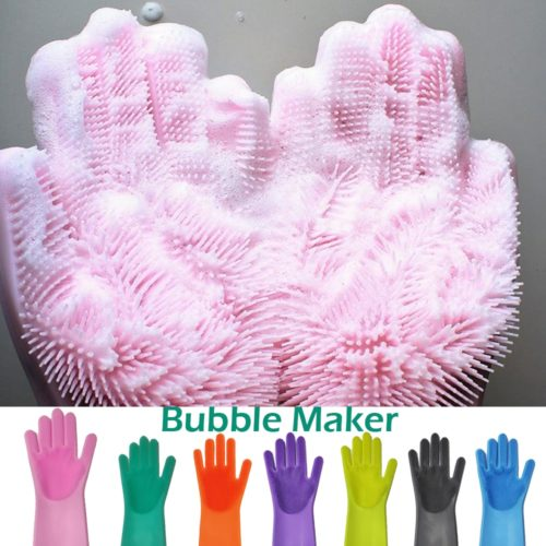 Dishwashing Glove Silicone 1Pc