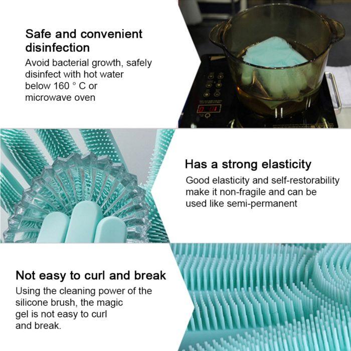 Dishwashing Glove Silicone 1Pc